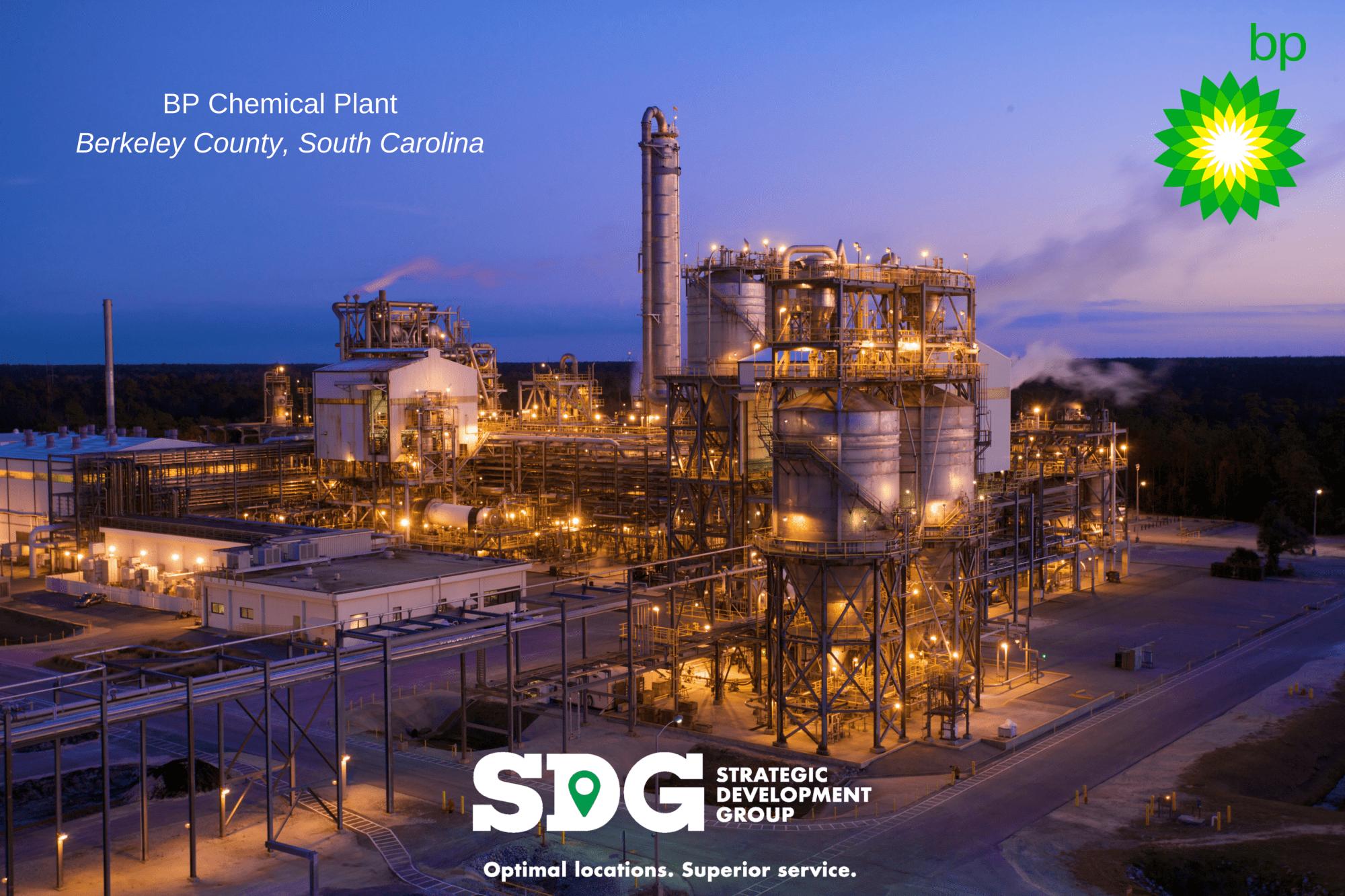 BP Chemical PlantBerkeley County, South Carolina